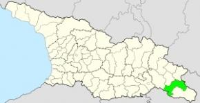 სიღნაღის მუნიციპალიტეტი